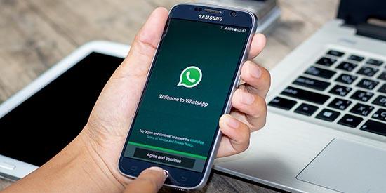 Почему пропал значок WhatsApp с телефона