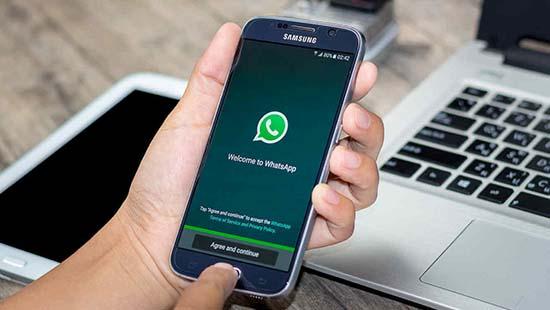 В WhatsApp не отправляются сообщения обычные и голосовые