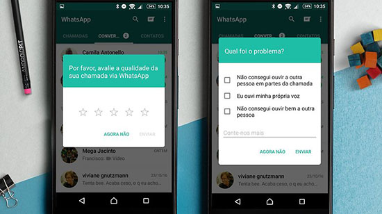 Почему не проходит видеозвонок в WhatsApp на телефоне
